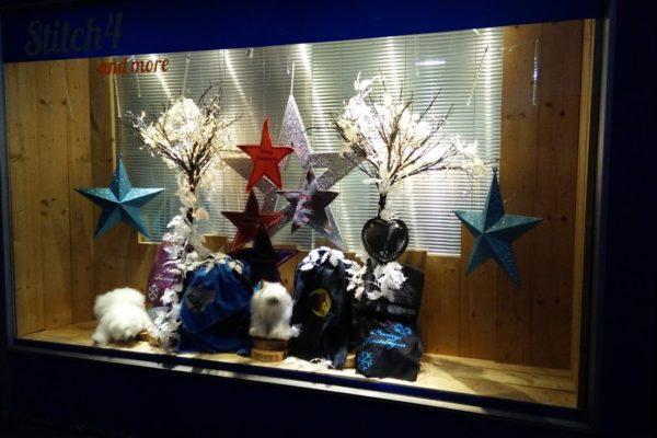 Kerst Etalage 2015